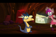 S1e13 The 7D and Hildy Return Baby Dragon and Rescue Grim 30