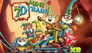 The 7D Mine Train 8
