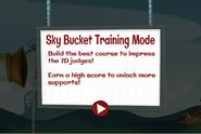Sky Bucket Training Mode 1
