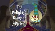 The Delightful Diamon Mystery 1