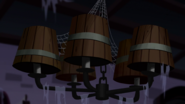 S1e17a buckets as lighting fixtures