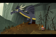 S1e13 The 7D and Hildy Return Baby Dragon and Rescue Grim 8