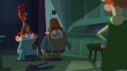 S1e17a grumpy says there is a ghost