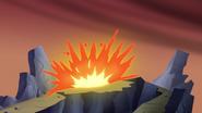 S1e24 explosion