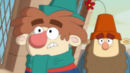 S1e19b Sneezy and Grumpy Close Up