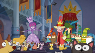 S1e13b Delightful's Castle Now Full of Cats and Dogs