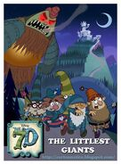 The littlest giants promo poster