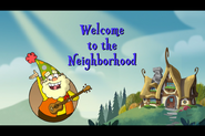 Welcome to the Neighborhood Title Card 2
