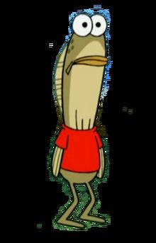 Fishredguy