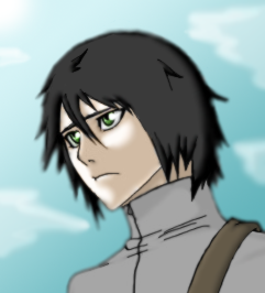 Ulquiorra human by laurits10-d31ukhf