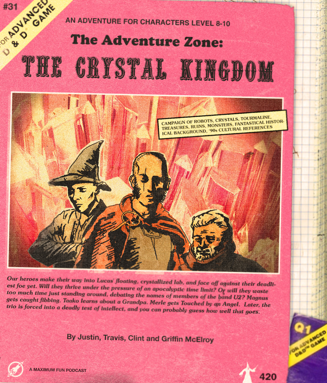 Ep 30 The Crystal Kingdom Chapter Two The Adventure