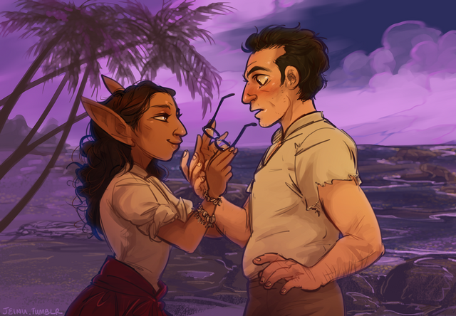 File:Barry and Lup by jeinu.png