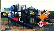 Ride School Playground