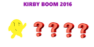 Kirby Boom 2016