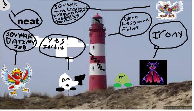 City Lighthouse