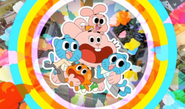 Gumball and family