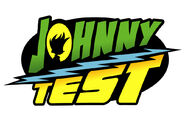 Johnny Test Logo web