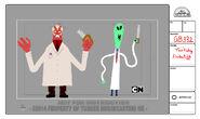GB332 SAINT Twitchy Scientist
