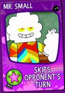 Mr. Small Card