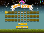Blind Fooled Level page.