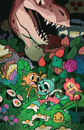 KABOOM Amazing World of Gumball 2014 Special 001 B