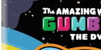 The Amazing World of Gumball: DVD