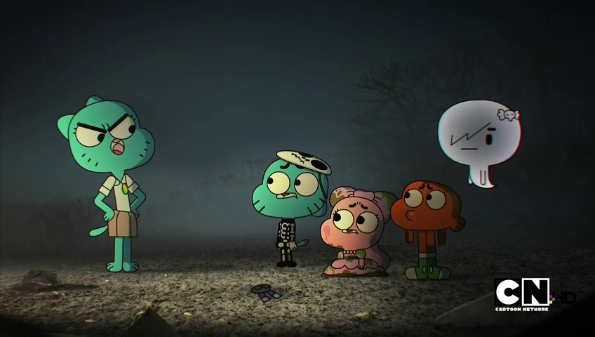 halloween20png - The Amazing World Of Gumball The Halloween