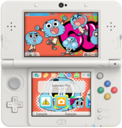 Nintendo3DSTheme Gumball