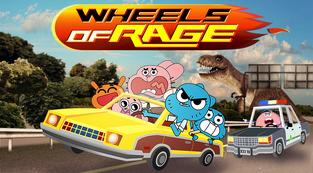 Wheels of Rage
