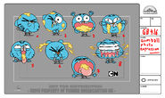 GB416ORIGINSPT1 Costume Gumball PhotoExpression V002