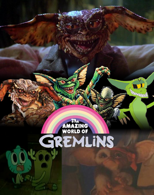 The Amazing World of Gumball & Gremlins