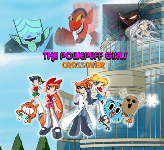 File:The Powerpuff Girls Crossover.png