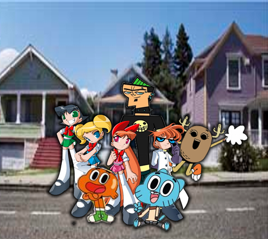 File:Gumball and Friends crossover.png