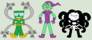 Tawog marvel villains part 2 by pumpkinlol-d7hw3v0