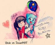 Happy birthday ruby by sfinje-d684h2d