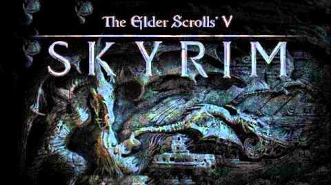 TES V - Skyrim Dragon Fight Theme Music