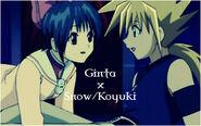 Ginta x Snow Koyuki ID by Ginta x Snow Koyuki