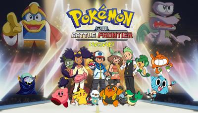 Pokemon BW Battle Frontier Crossover