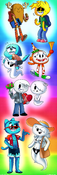 Gumball the good times by waniramirez-d7e2eun