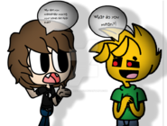 Damien and billy by billybcreationz-d5mnny8