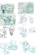 Tawog comic the cake pg 1 by cartoondude95-d50rajx