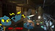 Tawog and worms in mob of the dead by josael281999-d6fbjmz