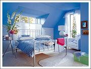 Corra's room