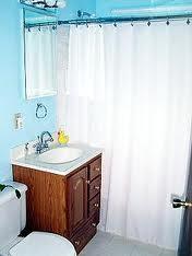 The aurora's bathroom