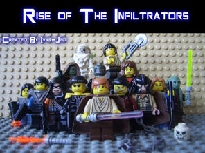 Rise of The Infiltrators Official Poster