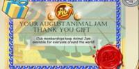Monthly Member Gift