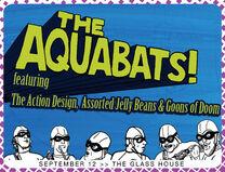 The aquabats flyer