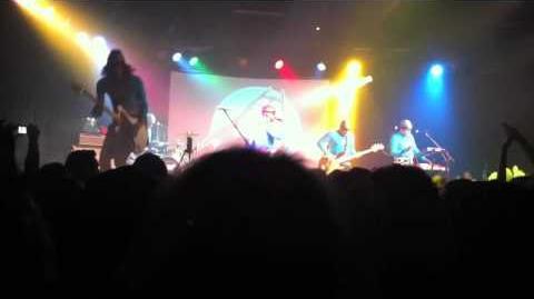 "Aquabats ""Legend Is True"" The Glass House, Pomona, CA. 11 2011"