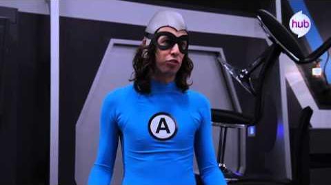 """The Aquabats! Super Show! """"Haunted BattleTram!"""" (Promo) - The Hub"""
