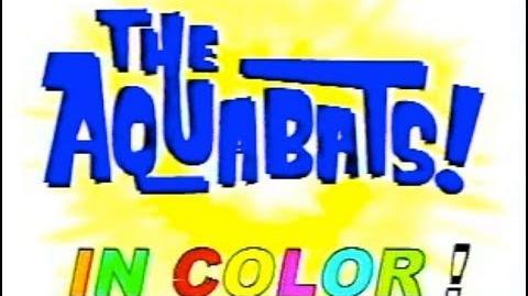The Aquabats! in Color!
